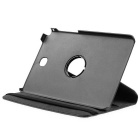 ENKAY Protective PU Case for Samsung Galaxy Tab A 8.0 T350 - Black