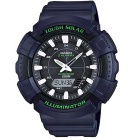 Genuine Casio AD-S800WH-2AV Solar Powered Watch - Dark Blue
