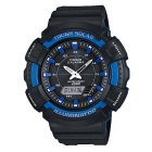 Genuine Casio AD-S800WH-2A2V Standard Analog Digital Watch - Black