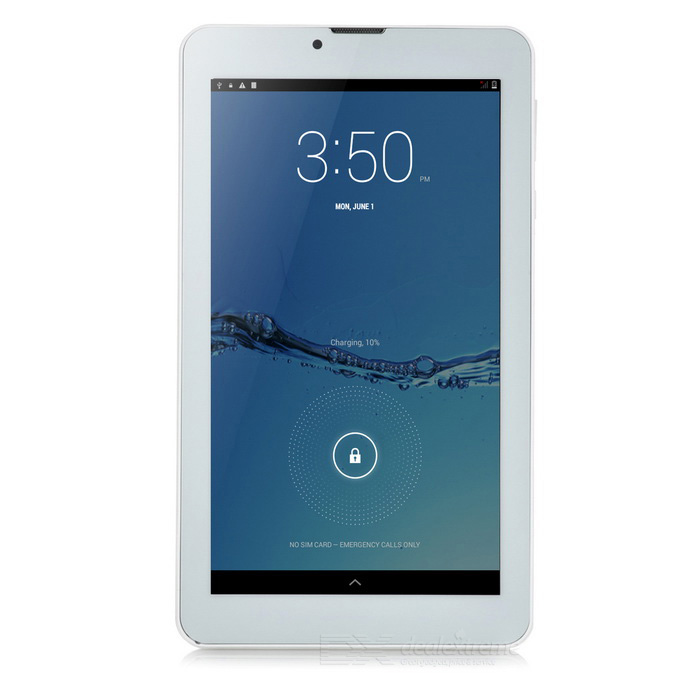 "Amoi A703 7.0 ""Tablet PC w / 512MB RAM, 1GB ROM, BT - White (US stekkers)"