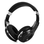 Bluedio HT Bluetooth V4.1 Headband Headphones Headsets w/ Mic. - Black