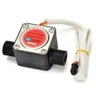 "G1/2"" Gear Liquid Flow Meter for Milk / Paint / Oil"