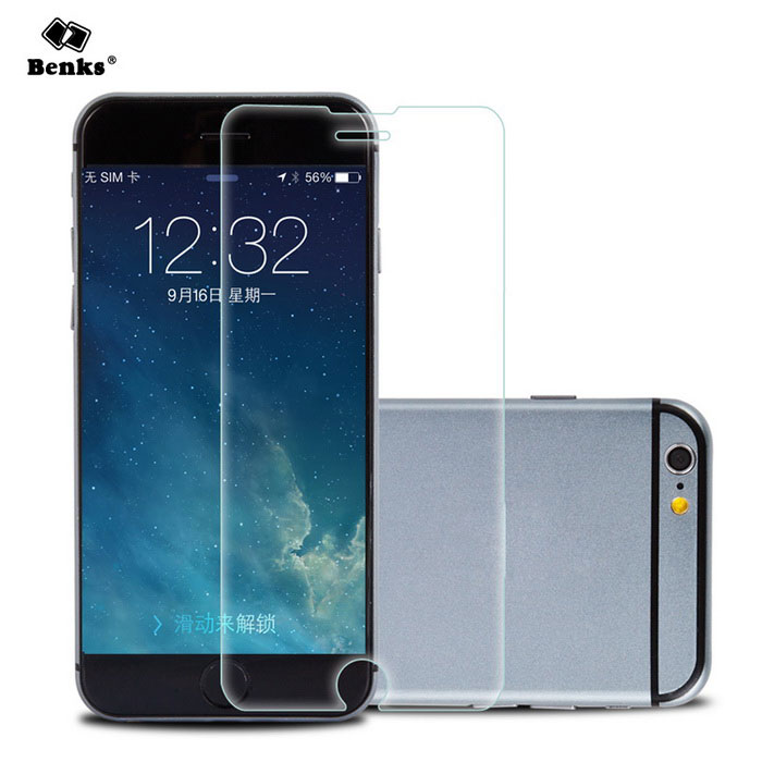 Benks Magic OKR+ AGC Glass Screen Protector for IPHONE6 - Transparent