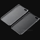 Ultra-Thin ABS Back Case Cover for IPHONE 6 - Transparent (2PCS)