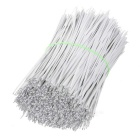 12cm 0.55mm Iron Core Zinc Plating Binding Wire (1000 PCS)