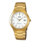 Genuine Casio MTP-1170N-7A Men's Stainless Steel Analog Watch - Gold