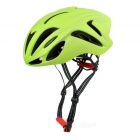 Outdoor Cycling Breathable EPS Safety Helmet - Green