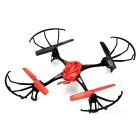 X6058 Outdoor 2.4GHz 4-CH R/C Quadcopter w/ 6-Axis Gyro - Red + Black