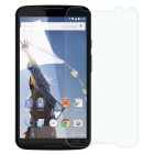 Protective Tempered Glass Screen Protector for Google Nexus 6 - Transparent