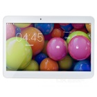 "KM101 10.1"" dual-core android 4.4 Tablet PC con 1GB de RAM, 16GB rom, GPS / bluetooth / 2-SIM - blanco"
