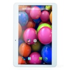 "KM101 10.1"" Android 4.4 Tablet PC w/ 1GB RAM, 16GB ROM, GPS, BT -White"
