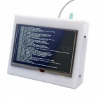 "Acrylic Case + 5"" LCD Touch Screen for Raspberry PI 3B/ 2B /B+ / A+ /B"