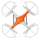 JJR / c H10 headless 2,4 GHz 6-as gyro 4-CH r / c quadcopter - oranje
