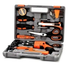 SDBL Household Screwdrivers / Plier / Wrench / Electric Drill / Knife Repair Maintenance Tool Kit