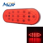 MZ 3W 15 LED Auto Bremslicht rot blinkend 660nm 450lm 2-Mode (12 V)