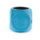 Mini Bluetooth V4.0 + EDR Speaker Прочные Bluetooth-устройства -Blue