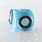 Mini bluetooth V4.0 + altavoz EDR dispositivos bluetooth robusto-azul