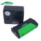 CARKING Multi-function Car Battery Car Jump Starter w/ Pump - Black + Green