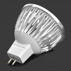 MR16 4-LED 360-Lumen 3500K Warm White Light Bulb (12V)