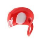 UltraFire 2-LED 20lm 3-Mode Red Bike Tail Safety Warning Lamp - Red