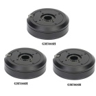 3 Brushless Gimbal Motors Set para cámara DSLR 5D2 / 5D3 - Negro