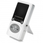 "2.4GHz Wireless Night Vision Surveillance Camera with 2.4"" LCD Handheld Two-Way Speaker Receiver"