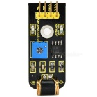 Keyestudio Vibration Sensor Module for Arduino - Black