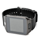 "rwatch R5 1,6"" BT 4.0 smartur for android 3.0, Ios - jern grå"