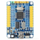 STC12C5A60S2 Development Board - Blue + Yellow
