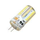G4 8W 600lm 3000K Warm White Light 63-SMD 3014 LED Bulb Lamp (AC 220V)