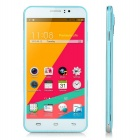 "N750 MTK6572 Dual-Core Android 4.4.3 Smart Phone w/ 5.5"" IPS, 4GB ROM, Dual-Cam - White + Blue"