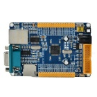 STM32F103RCT6 ENC28J60 Development Board - Blue + Yellow