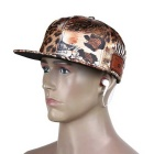 Fashionable Printing Wireless Music Bluetooth Flat Hip-Hop Caps with Hands-free Calls
