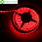 5M 25W 300-SMD LED Red Waterproof LED Strip Light for Vehicle (DC 12V)