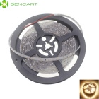 5M 25W 300 x 3528 SMD LED Warm White 3500K Waterproof  LED Strip Light Suitable for Vehicles (DC 12V