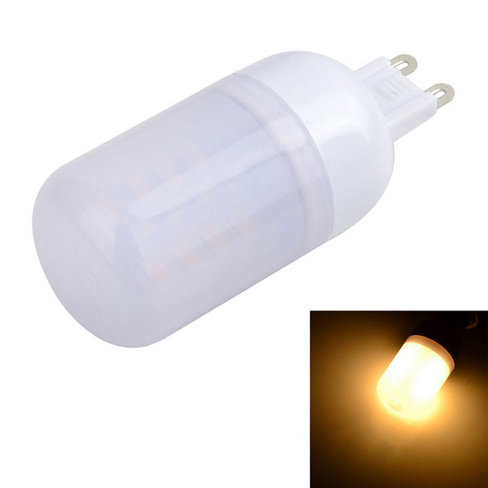 Marsing Frosted G9 5W 500lm 32-SMD 5730 LED Warm White Lamp (220V)