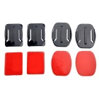 RUITAI 35-in-1 Sports Accessories Kit for GoPro - Black + Multicolor