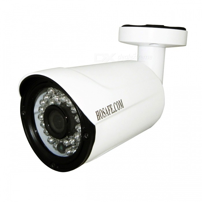 HOSAFE-2MB7PW 2.0MP 1080P bullet IP-kamera m / 36-IR-LED - hvit