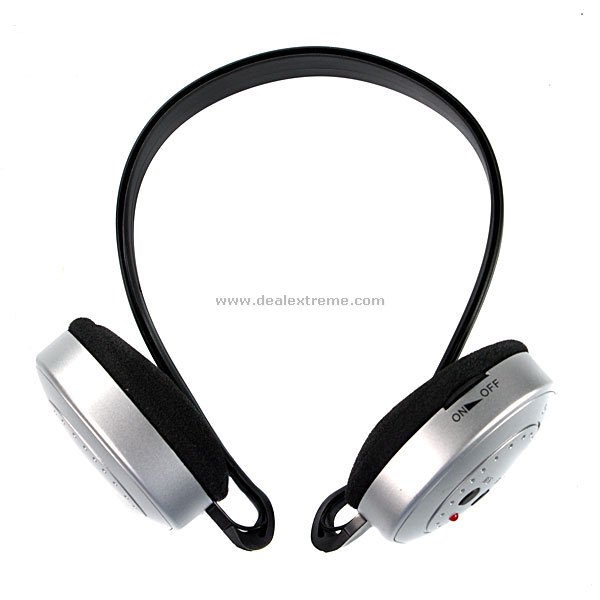 Portable Wireless Stereo Headset