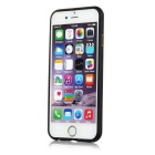 Kinston Rainbow Series Aluminum Frame Case for IPHONE 6 - Black