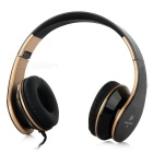 SOUND INTONE I60 Foldable Headband Headset w/ Mic - Black