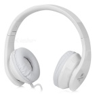 SOUND INTONE I60 Foldable Headset w/ Mic - White