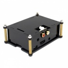 Protective Acrylic Case Shell for Hi-Fi Dac+ Sound Card - Black