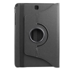 ENKAY Protective PU Case for Samsung Galaxy Tab A 9.7 T550 - Black