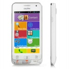 Daxian V998 Smart Phone for the Eldly w/ 3.97″ Screen / FM / GPS / Bluetooth – White