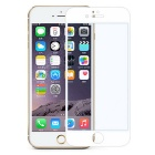 NILLKIN 9H 0.3mm CPE + Tempered Glass Screen Protector for IPHONE 6 PLUS - White + Transparent