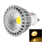 LeXing Lighting GU10 4W Dimmable 250lm Warm White Bulb (220~240V)