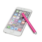 Capacitive Screen Touch Stylus Pen / Ballpoint Pen for IPHONE / IPAD + More - Deep Pink