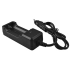 RichFire 18650/26650/36650 Li-ion Battery 2-Slot Charger(EU Plug)