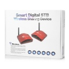 5.8G smart STB wireless partilha dispositivo AV sistema transmissor / receptor